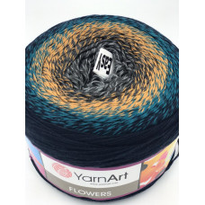 Пряжа Yarn Art Flowers (263)
