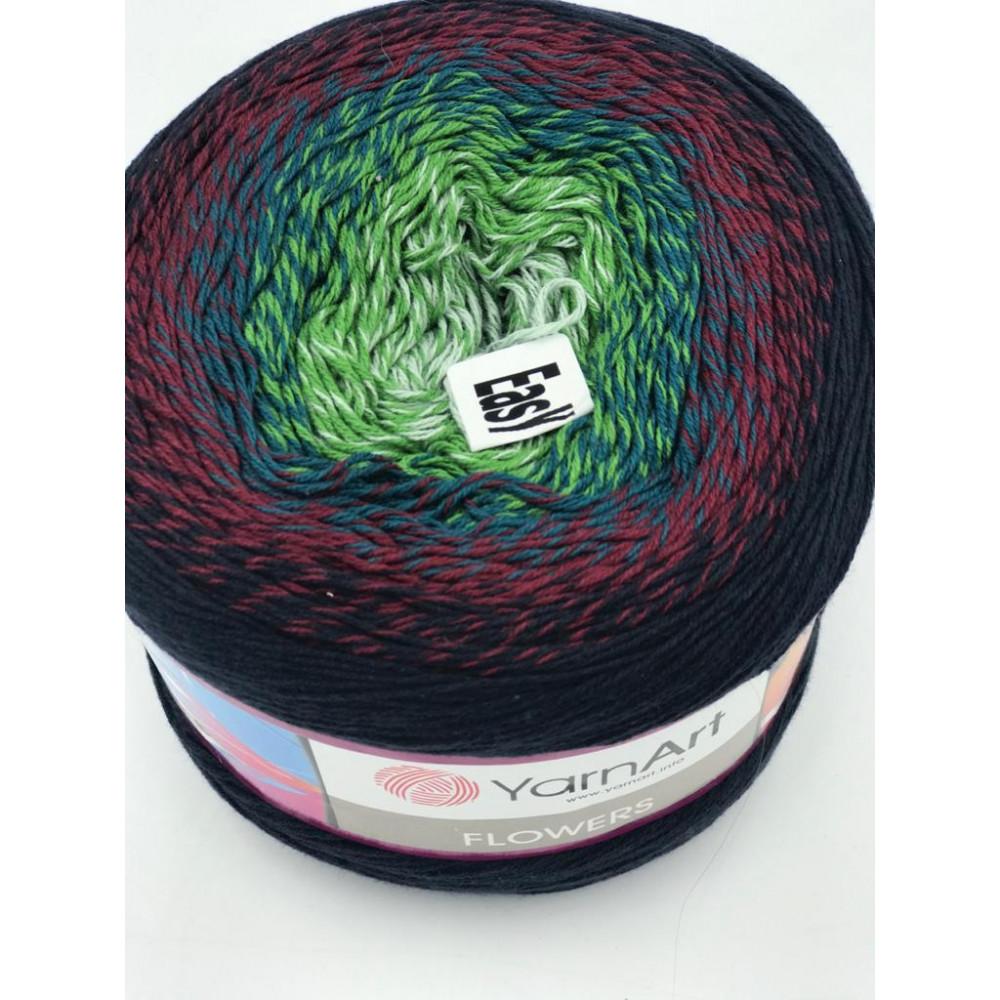 Yarn Art Flowers (266)