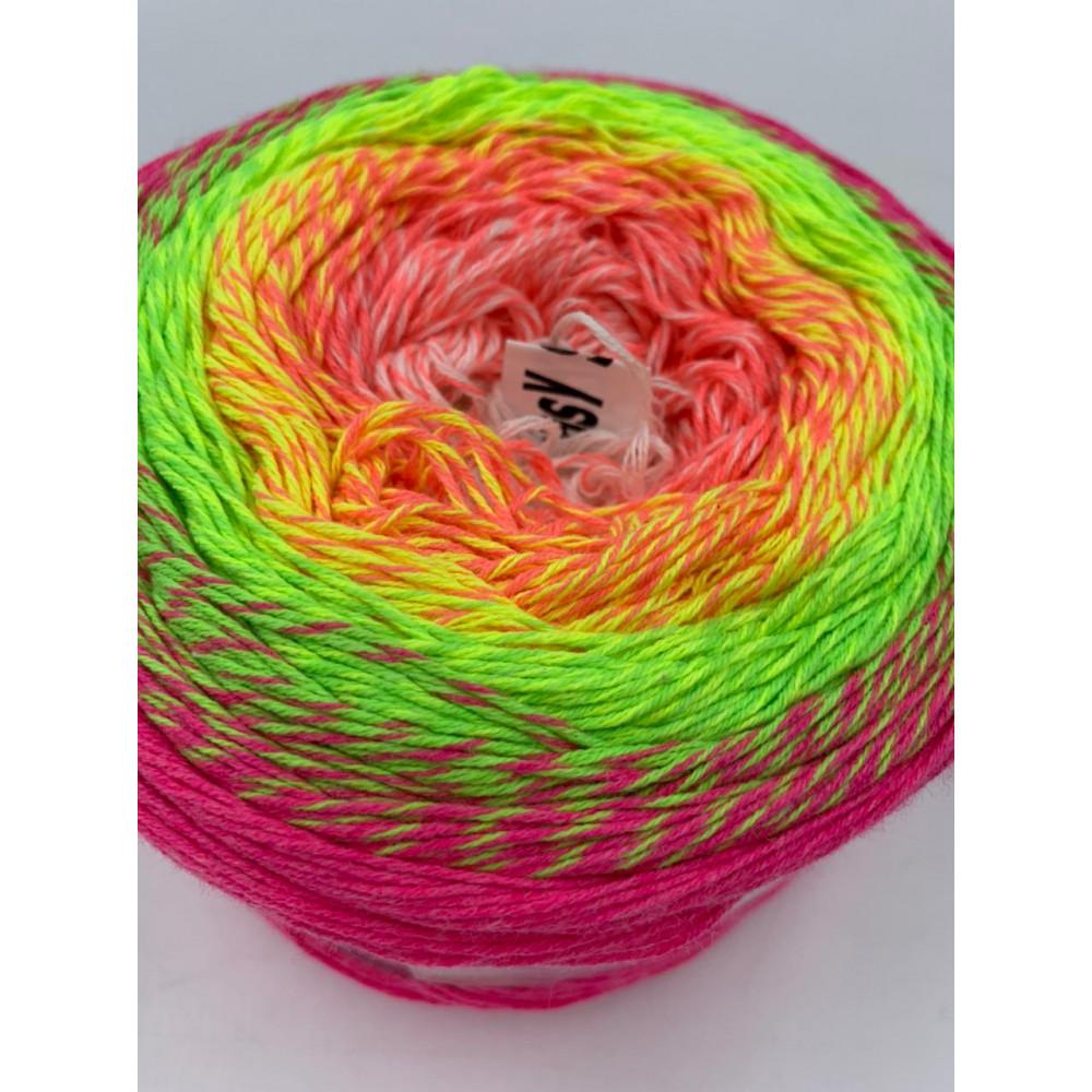 Пряжа Yarn Art Flowers Vivid (507)