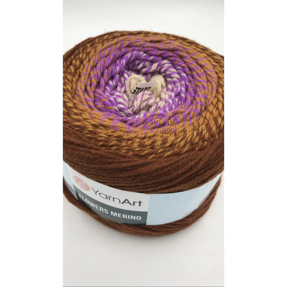 Yarn Art Flowers Merino (548)