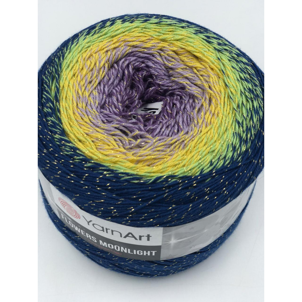 Yarn Art Flowers Moonlight (3257)