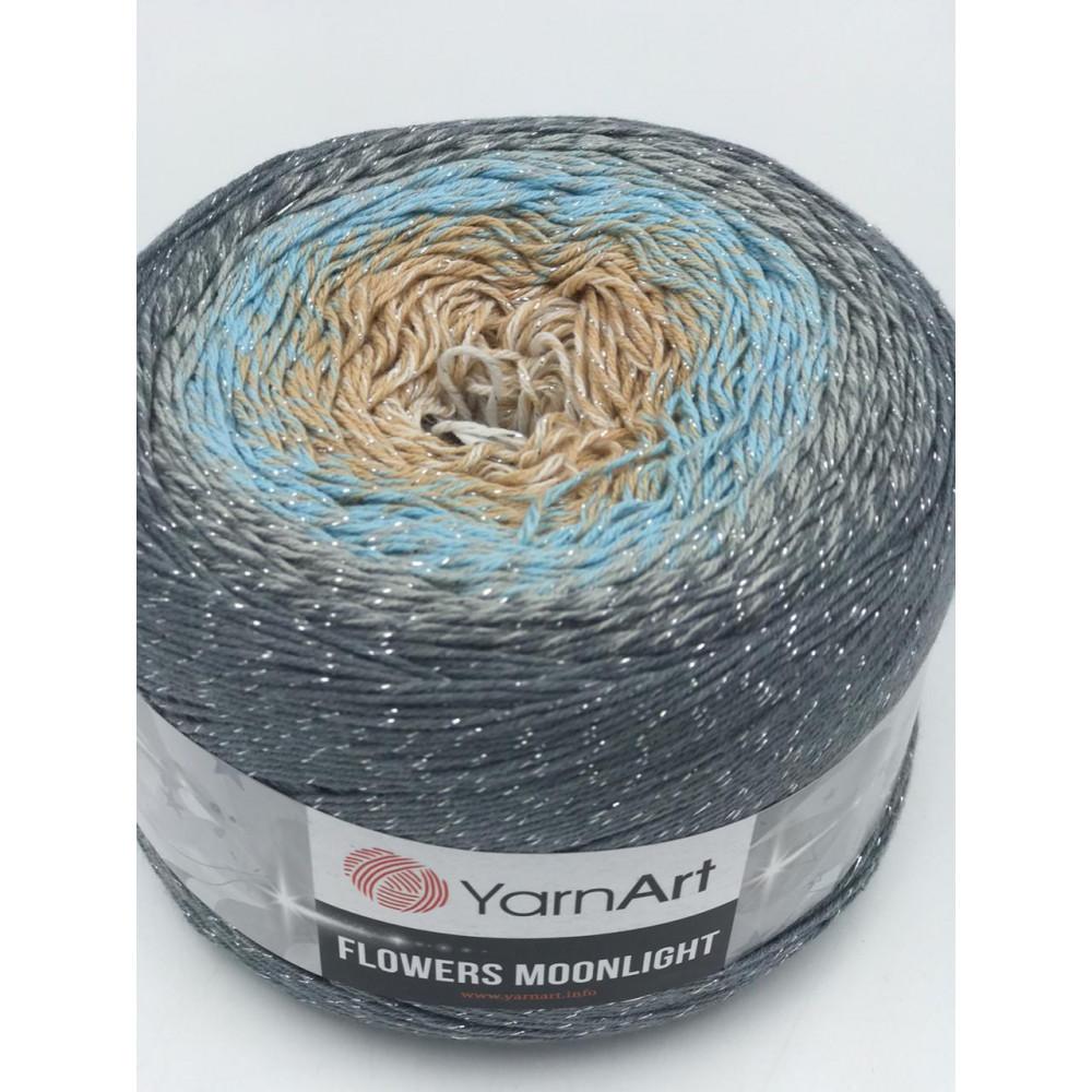 Yarn Art Flowers Moonlight (3268)