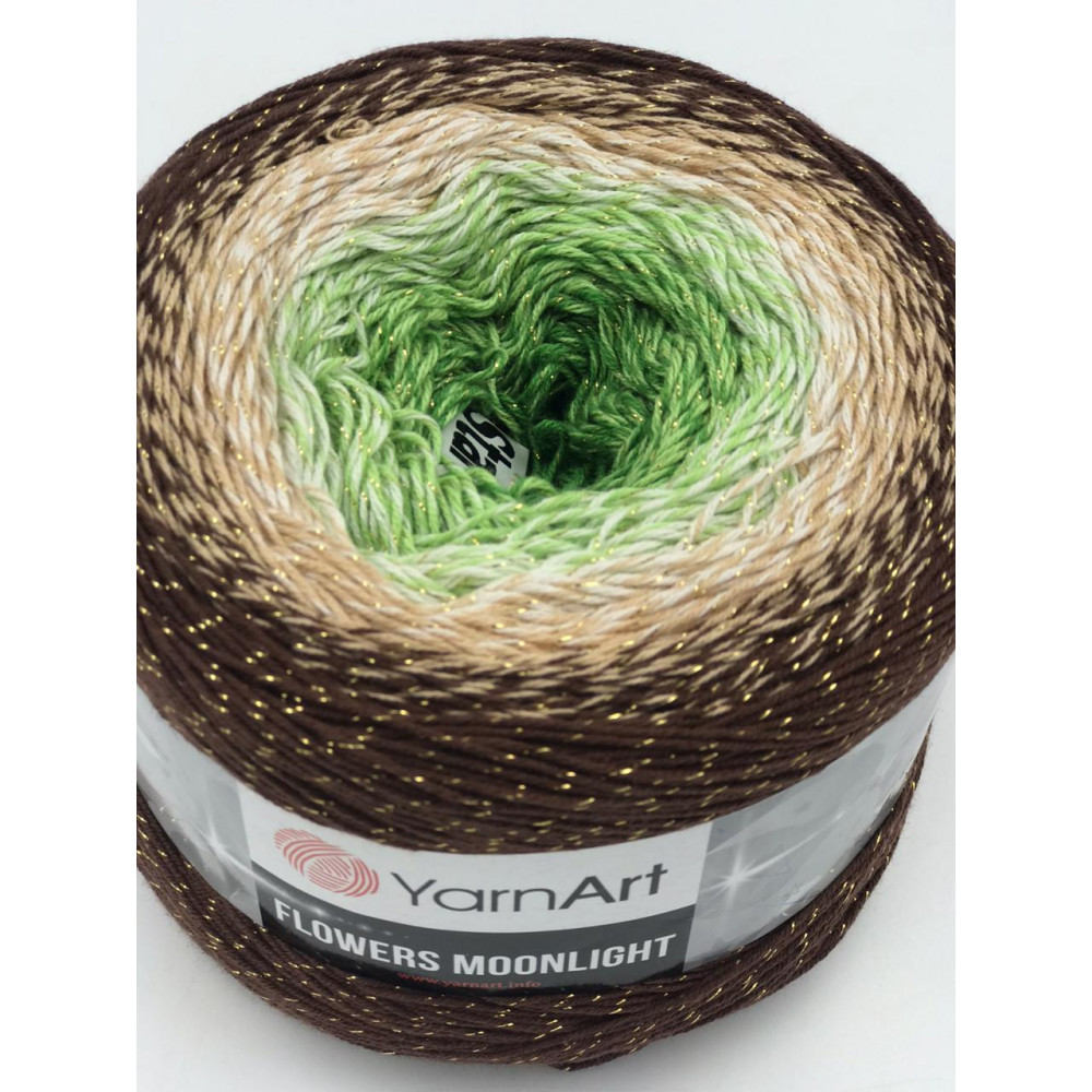 Yarn Art Flowers Moonlight (3272)