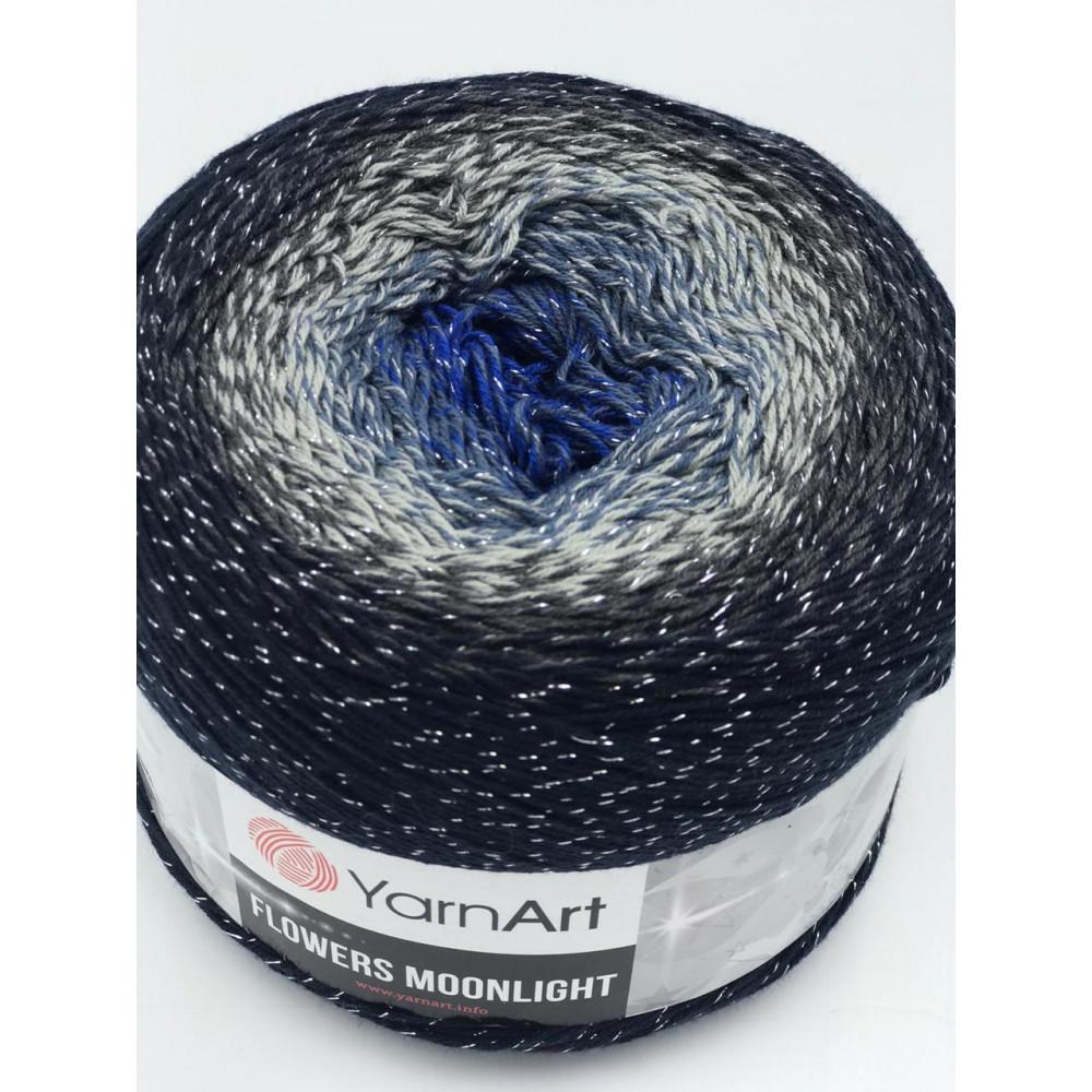Yarn Art Flowers Moonlight (3275)