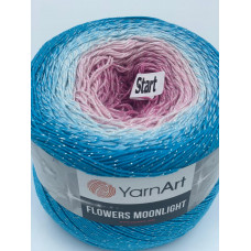 Yarn Art Flowers Moonlight (3294)