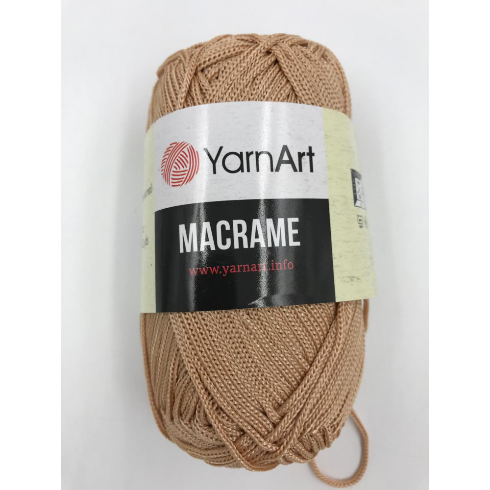 Yarn art Macrame (131)