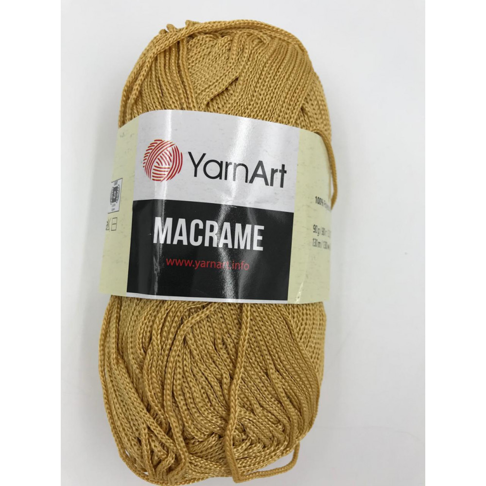 Yarn art Macrame (155)