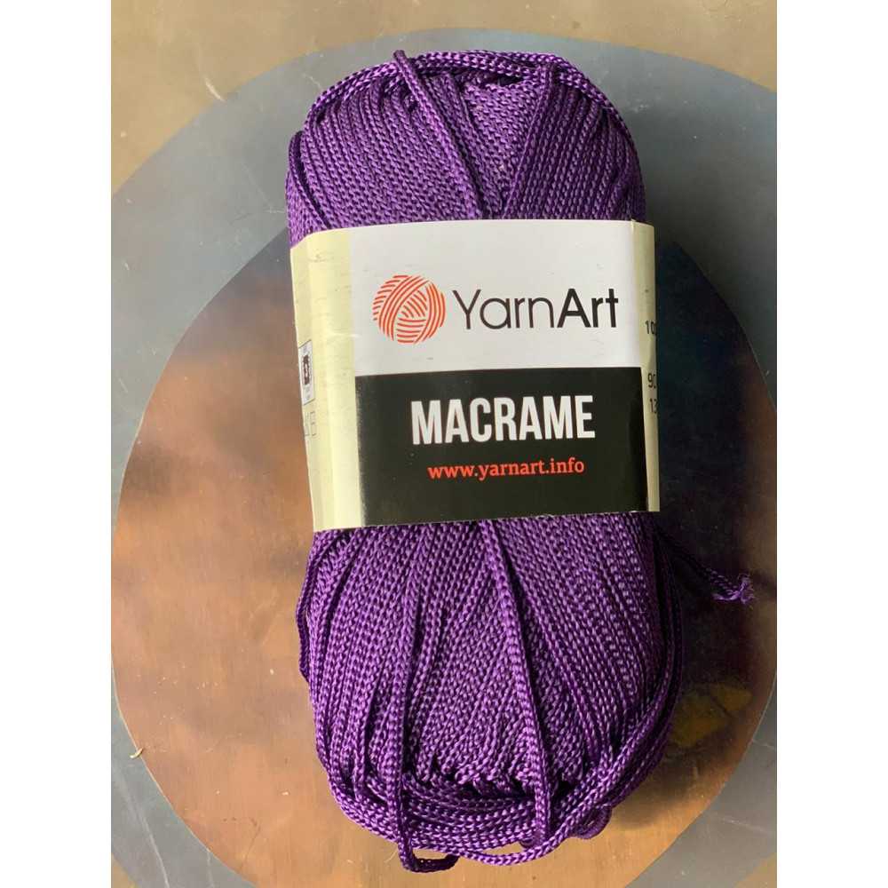 Yarn art Macrame (167)