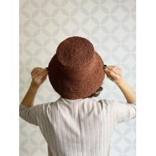 """Описание  шляпы """"Колокольчик"""""""