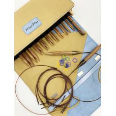 "Набор Knit Pro ""Deluxe Normal IC"" съемных спиц ""Ginger"""