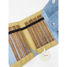 Набор Knit Pro (8 пар чулочных спиц Ginger)
