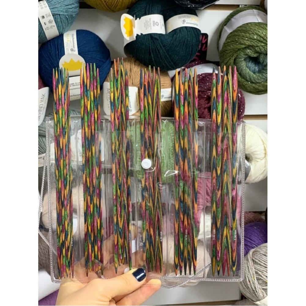 Набор Knit pro (чулочные спицы Simphonie 20 см)