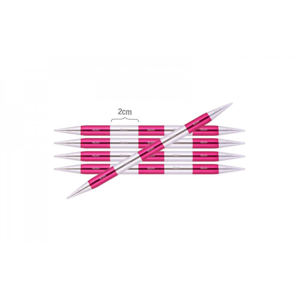 Спицы Knit Pro чулочные SmartStix 20см/3мм
