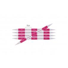 Спицы Knit Pro чулочные SmartStix 20см/2мм