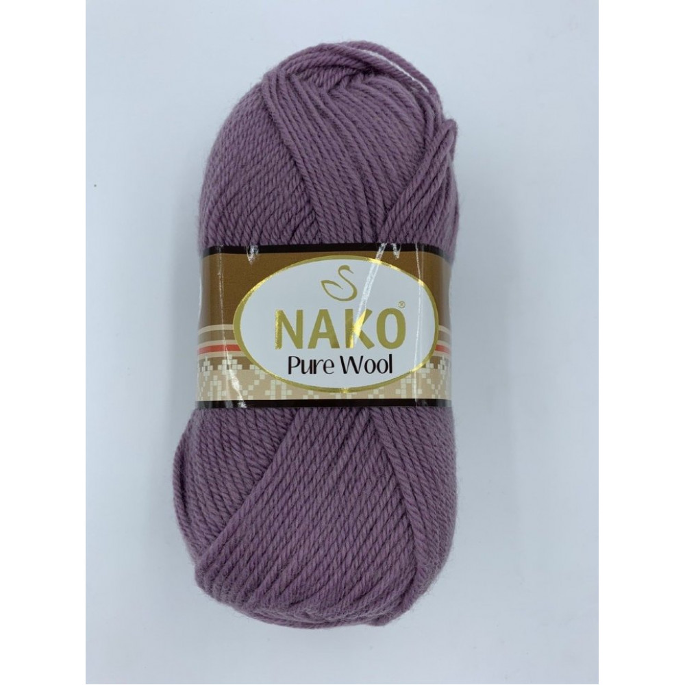 Пряжа Nako Nako Pure Wool